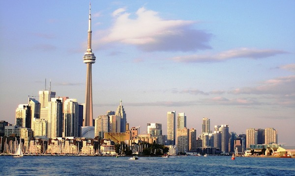 Toronto during the Day